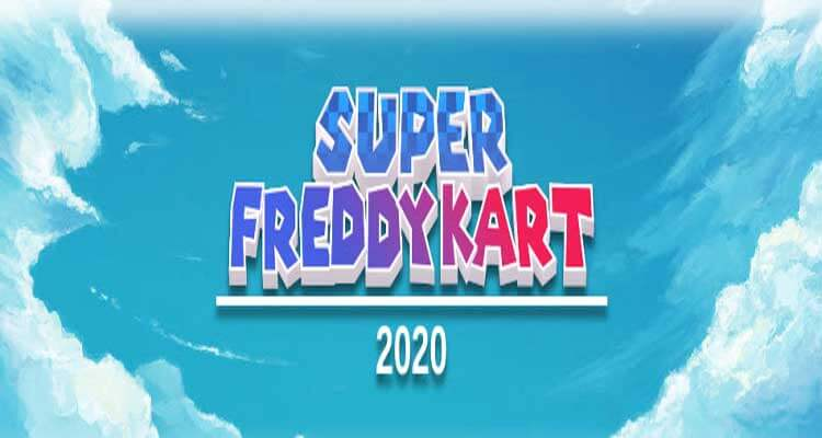 Super Freddy Kart – Reap the fun from today