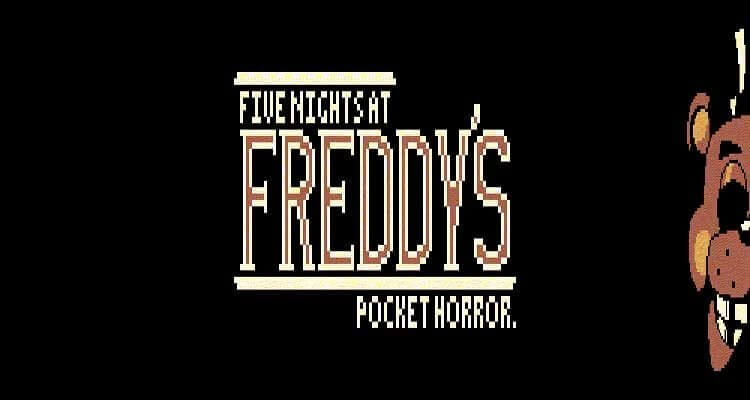 Five Nights at Freddy's Pocket Horror