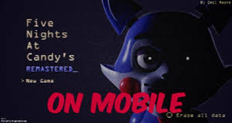FNaC:R Mobile