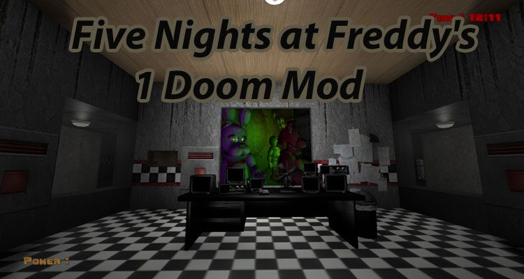 Five Nights at Freddy's 1 Doom Mod