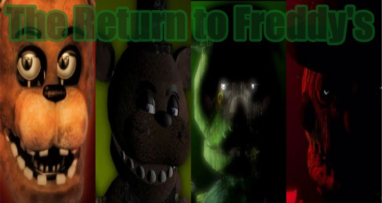 The Return to Freddy's Android Collection (Official)