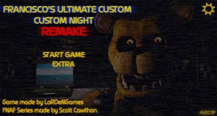 LaRDeNGames Custom Night