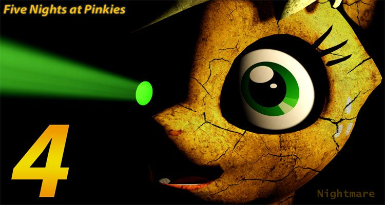 Five Nights at Pinkie's 4