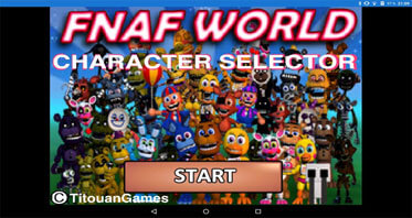 FNaF World Simulator APK