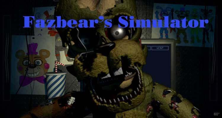 Fazbear's Simulator