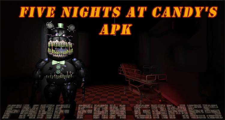 Five Nights at Candy's APK