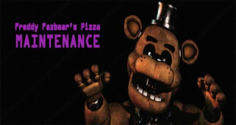 Freddy Fazbear's Pizza: Maintenance
