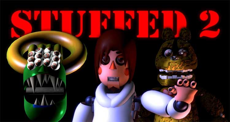 Stuffed 2: Five nights at Fedetronic's
