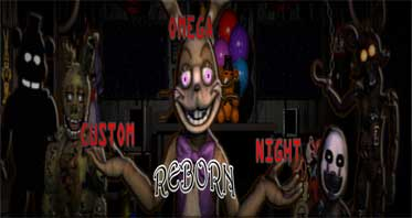 Omega Custom Night: Reborn