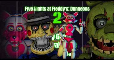 Five Nights at Freddy's: Dungeons 2