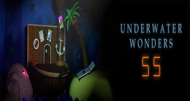 Underwater Wonders: Spare Suits