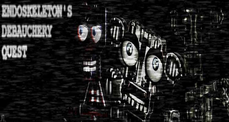 Endoskeleton's Debauchery Quest