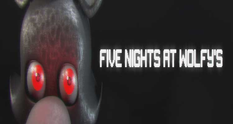 Five Nights At Wolfy's
