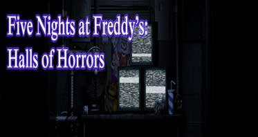 FNaF: Halls of Horrors