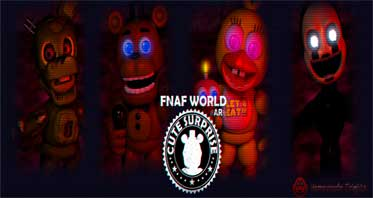Five Nights at Freddy's World AR: Cute Surprise