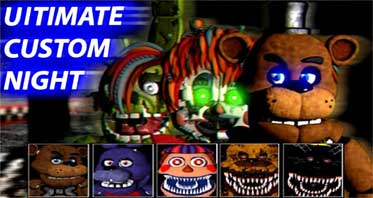 Ultimate Custom Night DEMO