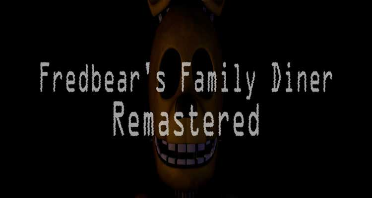 Fredbear's Family Diner: Remastered