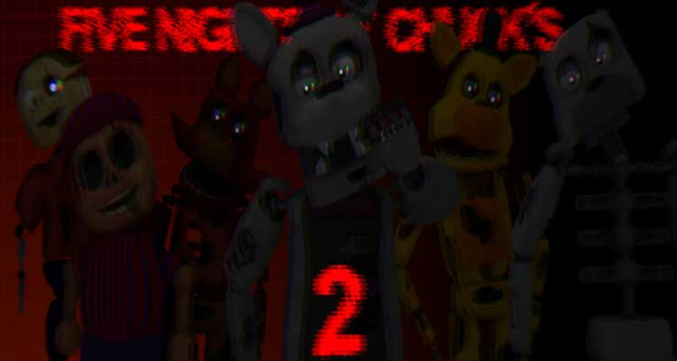 Five Nights at Chuck's 2