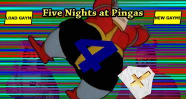 Five Nights at Pingas 4