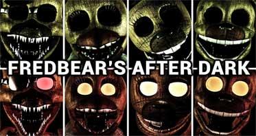Fredbear's: After Dark