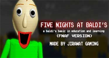 Five Nights At Baldi's (OFFICIAL)