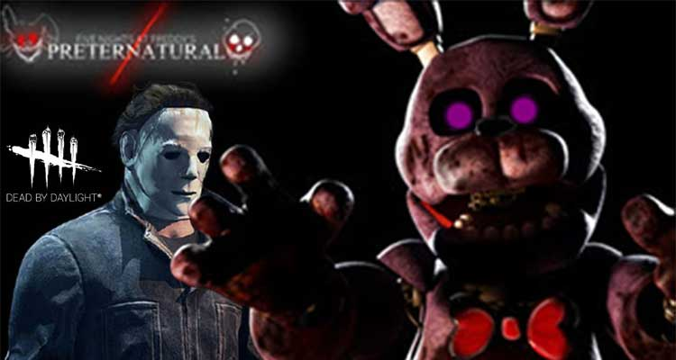 Five Nights at Freddy's: Preternatural