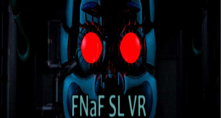 Five Night's at Freddy's: Sister Location VR