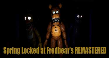 Spring Locked at Fredbear's REMASTERED