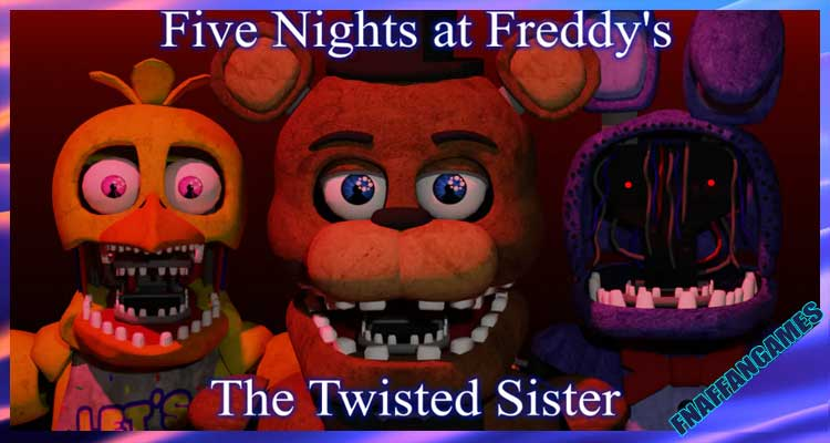 Five Nights at Freddy's: The Twisted Sister