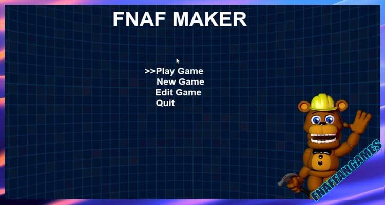 FNAF Maker: Build