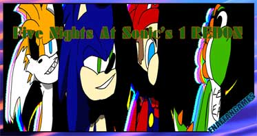 Five Nights At Sonic's 1 REDON