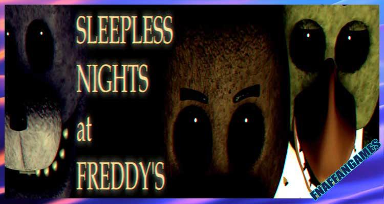 Sleepless Nights at Freddy's