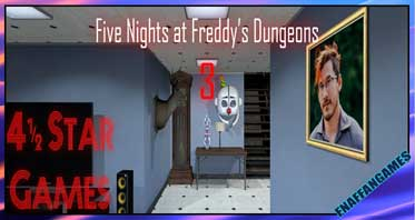 Five Nights at Freddy's: Dungeons 3