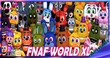 FNaF World XL