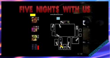 Five Nights With Us