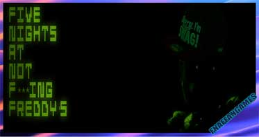 Five Nights at Not Fricking Freddy's