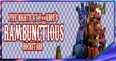 Fnafb: Rambunctious Rockstars