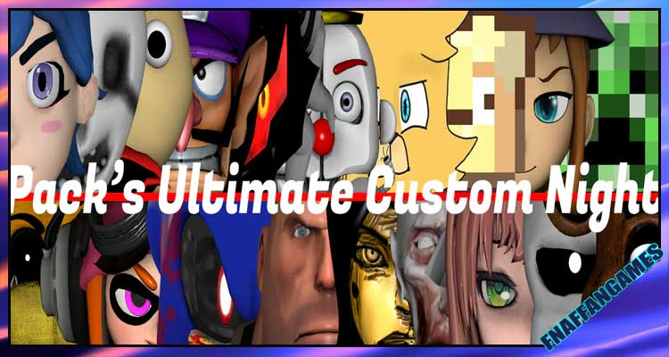 Pack's Ultimate Custom Night