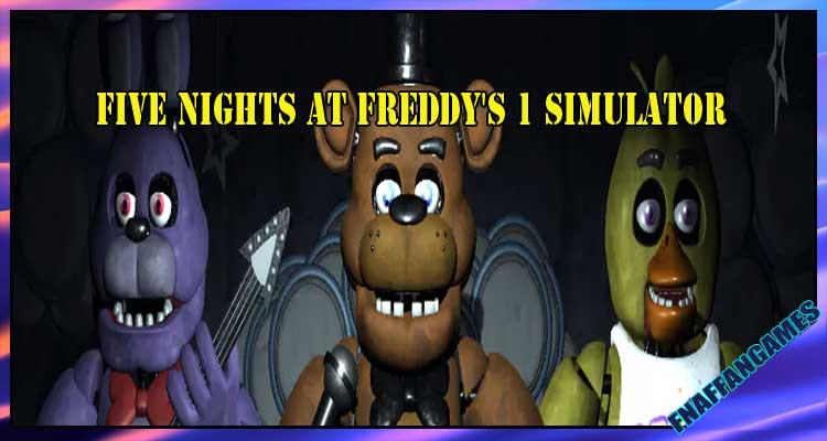 Five Nights at Freddy's 1 Simulator