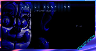 Sister location jumpscare simulator